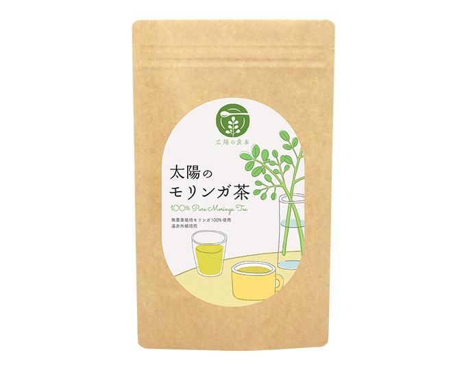 太陽のモリンガ茶